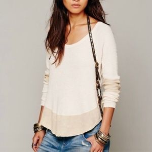 Free People We the free round hem thermal